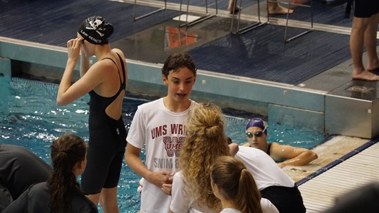 Swimming and Diving - UMS-Wright Preparatory School